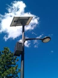 A napelemes közvilágítás előnyei