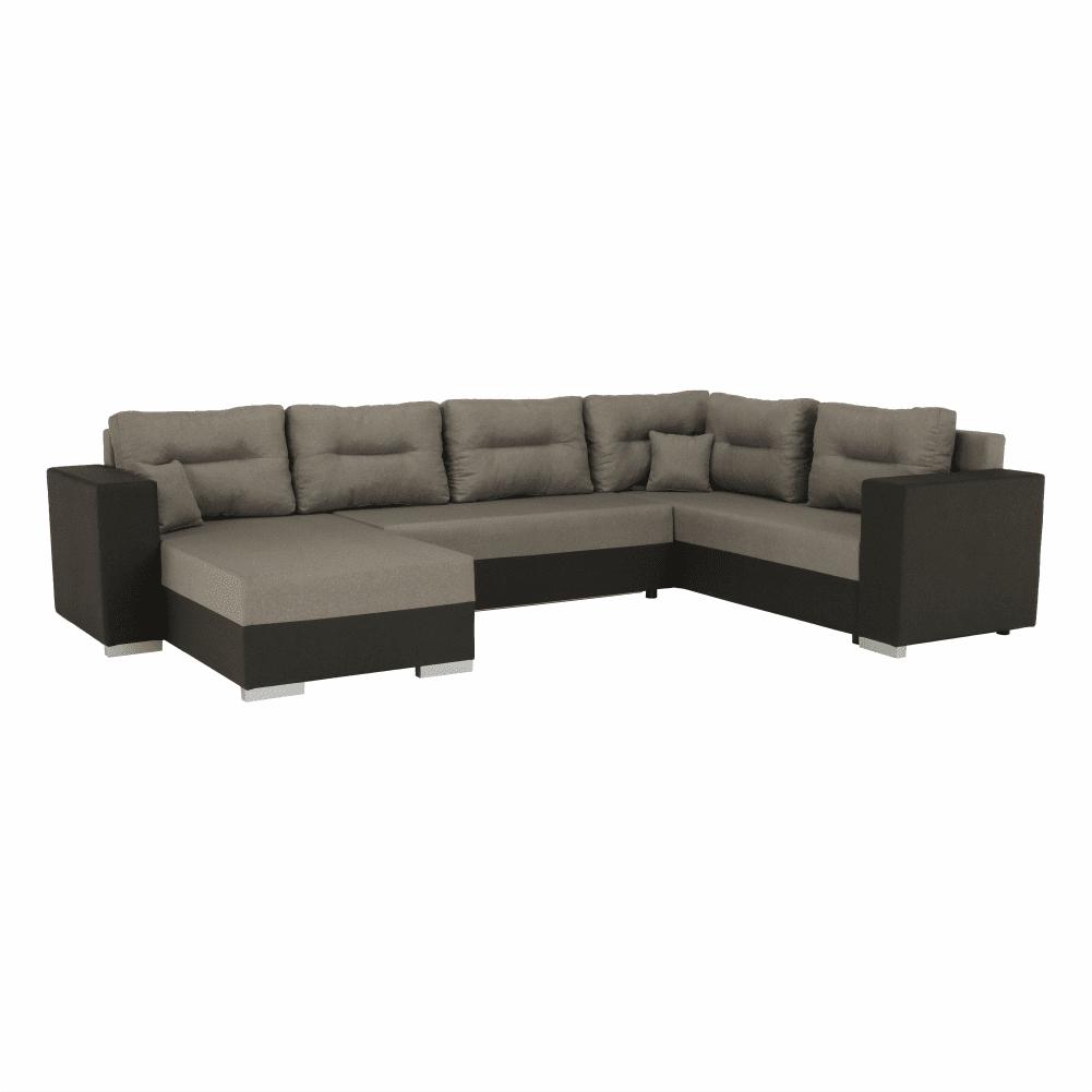 U alakú kanapék